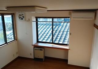 アドヴェンドハイム居室(窓側)